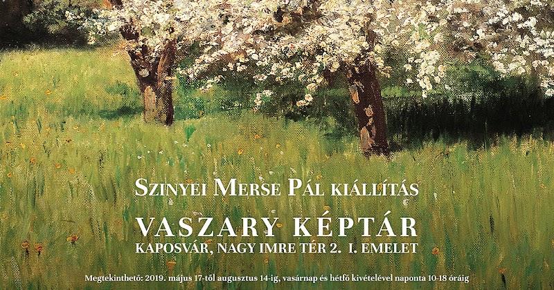 Szinyei Merse Pál kiállítás 2019