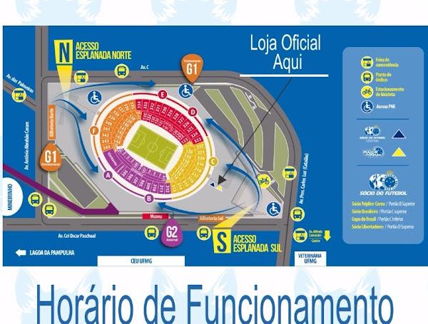 Official Store Mineirão - Loja Oficial do Cruzeiro a9f2382102e34