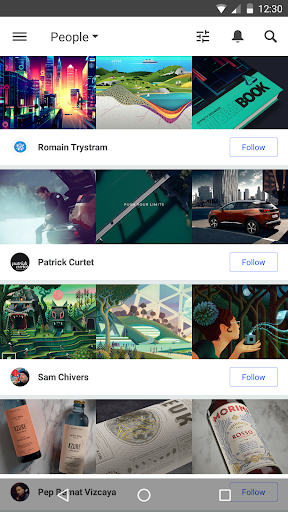 Behance 6.2.3 Apk for Android 5