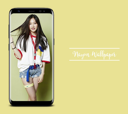 Momoland Nayun Wallpaper KPOP screenshot 4