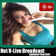 Hot V Live Broadcast- Japanese Teen Girls