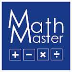 Math Master - Math games Icon