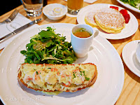 Sarabeth's Taiwan 紐約早餐女王 台北天母SOGO店