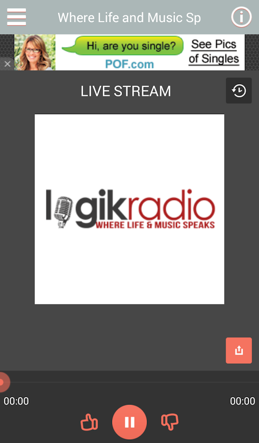 Logik Radio- screenshot