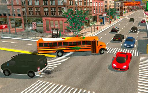 SMA Bus Driving 3D 1.2.9 screenshots 11