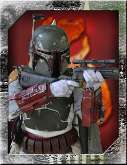 Scott Kelley - Boba Fett: Special Edition
