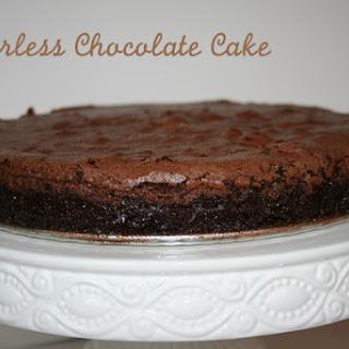 Flourless Chocolate Cake {Gluten-free}.