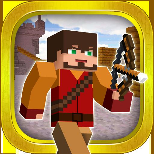 Spartan Blocks Cube Strike (game)