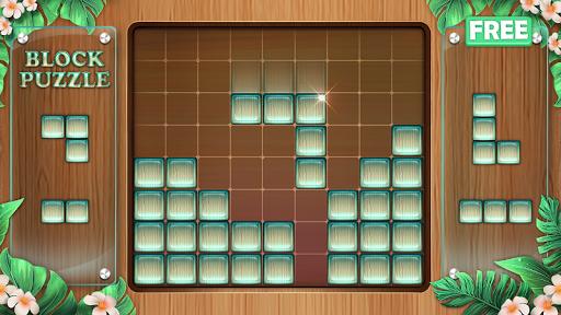 puzzle en bois  captures d'écran 5
