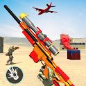 Real FPS Gun Strike : Commando shooting games icon