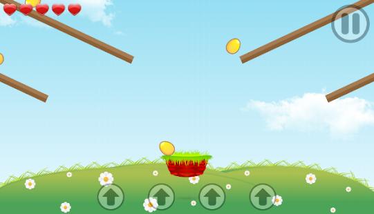 Super Eggs Catcher - náhled