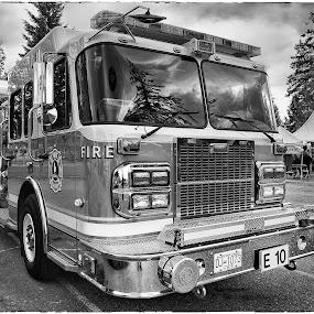 Firetruck by Scott Hemenway - News & Events Health