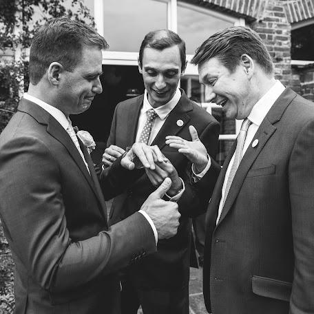 Svatební fotograf Daniel Dančevský (dancevsky). Fotografie z 16.02.2018