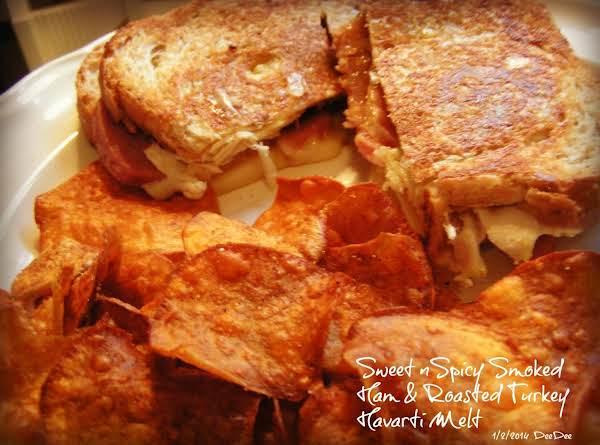 Sweet N Spicy Smoked Ham & Turkey Havarti Melt