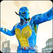 Ant Hero Transform Micro City Battle