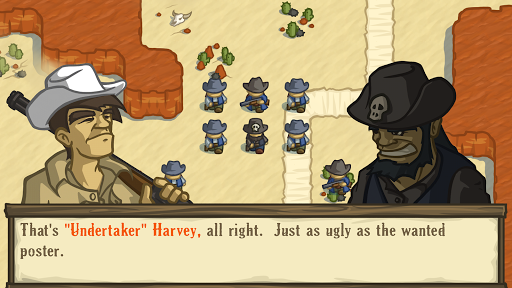 Lost Frontier screenshot 8