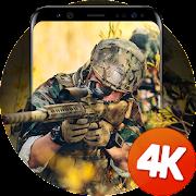 خلفيات الجيش 4K APK