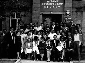 Photo: 23.06.1962 - 15-lecie szkoły, zjazd absolwentów