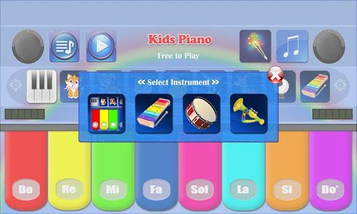 Kids Piano Free 2.3 screenshots 6