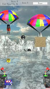 Parachute Rescuers 3D - náhled