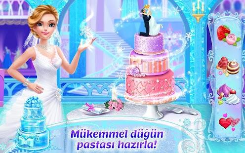 Buz Prensesi – Düğün günü Ekran Görüntüsü