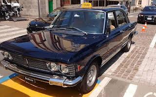 Fiat 130 Berlina 3200 Rent Lombardia