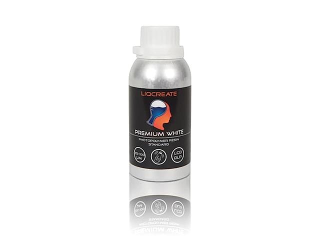 Liqcreate Resin for MSLA & DLP 3D Printers - Premium White (250g)