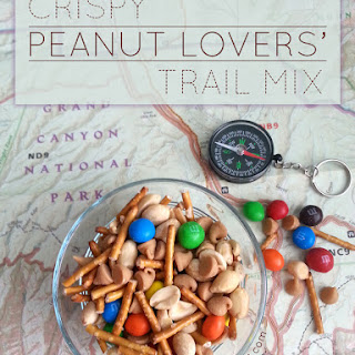 Crispy Peanut Lovers' Trail Mix
