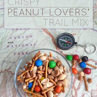 Crispy Peanut Lovers' Trail Mix.