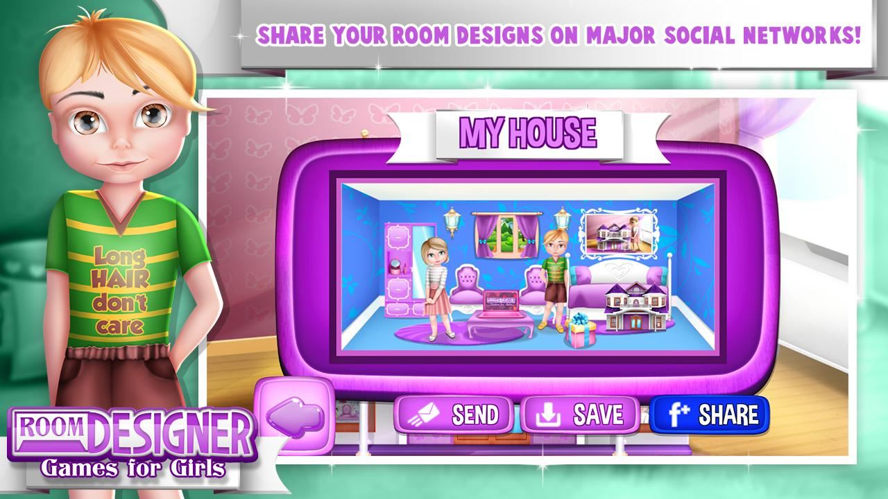 Room designer dollhouse games android apps on google play for Room design game app