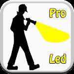 Flashlight Pro Led Icon