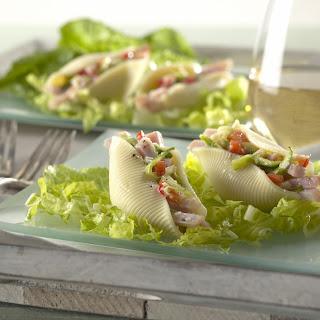 Bacon-Stuffed Shell Salad.