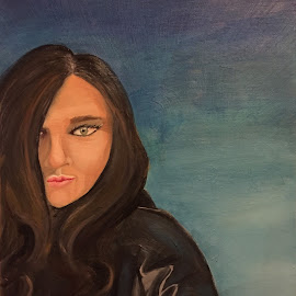 Dana Redux by Melanie Levin - Painting All Painting