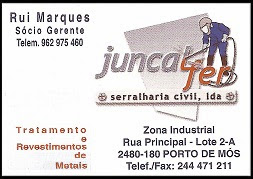JuncalFer, Lda.