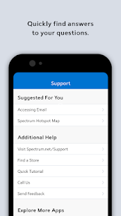 App My Spectrum APK for Windows Phone
