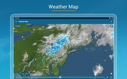 Weather & Radar USA - Severe weather alerts  screenshots 6