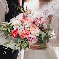Wedding photographer Yuliya Antonovskaya (juliaantonovskay). Photo of 07.08.2017