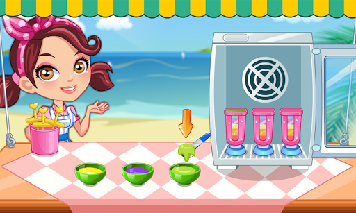 Cook ice pop maker multi color 1.0.0 screenshots 6