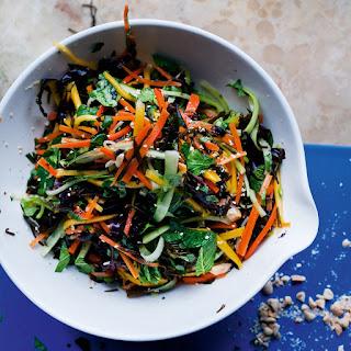 Cucumber Mango Carrot Salad Recipes