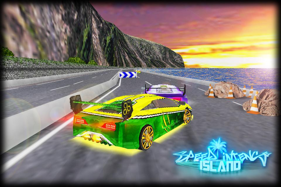 Speed Intense Island- screenshot