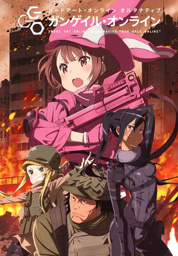 Sword Art Online Alternative: Gun Gale Online thumbnail