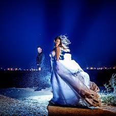 Wedding photographer Kostis Karanikolas (photogramma). Photo of 02.11.2018
