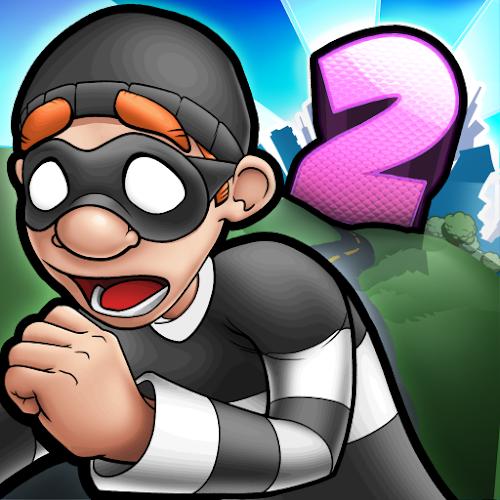 Robbery Bob 2: Double Trouble (Mod Money) 1.6.8.9mod