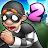 Robbery Bob 2: Double Trouble 1.5 Apk