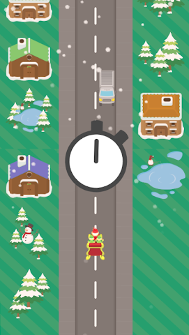 android Christmas Toss Screenshot 2