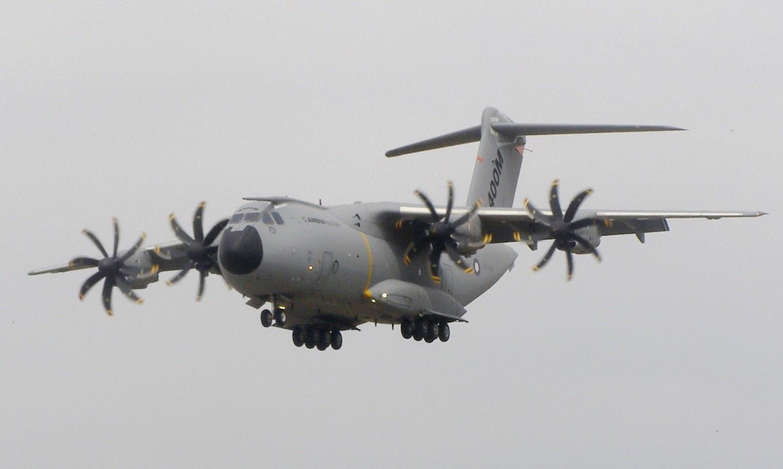 A400M, l'Airbus militaire souffre de gros problèmes de mise au point