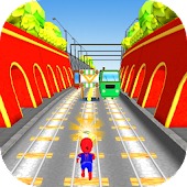 Spider Subway Surfers