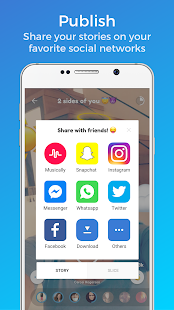 Lifeslice - Create & join videos with friends- screenshot thumbnail
