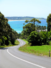 Photo: Year 2 Day 167 - 8Kms South of Bermagui, Gorgeous Beach