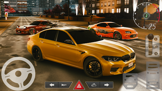 Real Car Parking 2 : Driving School 2020 Mod Apk Download For Android and Iphone 7